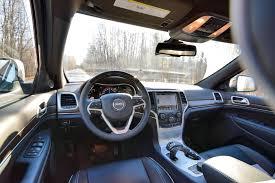 jeep grand cherokee dashboard 2015 jeep grand cherokee overland 4x4 ecodiesel autos ca