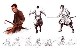 samurai character sheet by brianboyster on deviantart