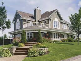 47 country house floor plans with porches country house plans