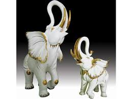 auspicious elephant for uses in fengshui in attracting wealth and