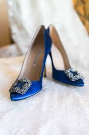wedding shoes blue wedding shoes high heels worn by real brides inside weddings