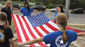 American Legion Flag Respecting The Stars And Stripes American Flag Etiquette