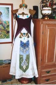 Zelda Costumes Halloween Princess Zelda Armor Crown Firefly Path Cosplay