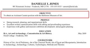 Objective Example Resume by General Resume Objective Samples Business Management Resume