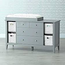 south shore cotton candy changing table with drawers soft gray grey changing table with drawers cuca me
