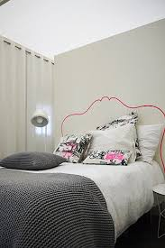 White Painted Headboard by Interior Design Fantastic And Impressive Painted Headboards