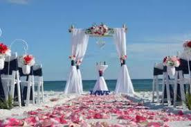 florida destination wedding affordable florida barefoot wedding packages