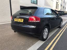 2006 audi a3 1 6 petrol special edition 3dr 93 000 miles full