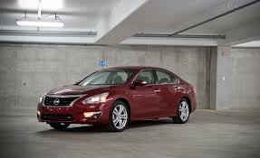 nissan altima 2015 software update 2013 nissan altima 3 5 sv test u2013 review u2013 car and driver