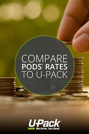 Pods Cost Estimate by 145 Best Moving Resources Images On Moving Services