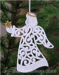 10625 free standing lace ornament s embroidery