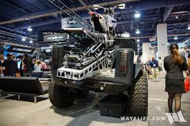 jeep kaiser 6x6 2017 sema rubicon express 6x6 jeep jk wrangler