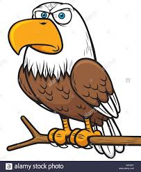 eagle cartoon stock photos u0026 eagle cartoon stock images alamy