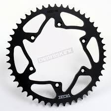 vortex 49 tooth rear steel sprocket 422s 49 dirt bike motocross