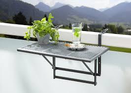 Salon De Jardin Pour Balcon by Greemotion Table De Balcon Suspendue Toulouse 40 X 60 Cm Table