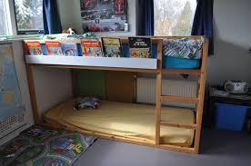 kura hack ideas 4 00 spice wracks as book shelves on ikea kura bed bed ideas ikea