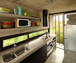 Stylish Kitchen Ideas 13 Stylish Kitchen Designs With Concrete Counter Highlights