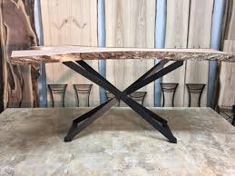 Metal Sofa Table Ohiowoodlands Sofa Table Base Solid Steel Sofa Table Legs Accent