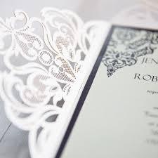 glitter wedding invitations vintage black and green damask glitter wedding invitations