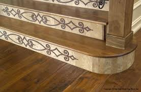 alternative to stair riser decals stair stencils by tributedesigns