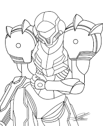 11 images of samus aran coloring page samus aran coloring pages