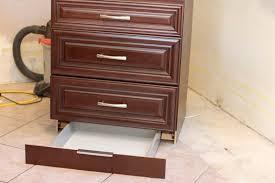 ikea kitchen cabinet kick plate secret toekick drawer for kitchen cabinet ikea hackers