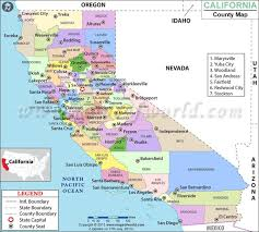 map of california counties map of california counties us map california cities california