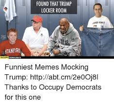 stanford occupy democrats found that trump locker room jared fogle