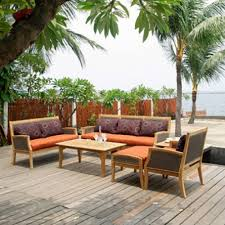 Patio Furniture Design Ideas Furniture Ideas Rattan Patio Furniture Sets With Wooden Deck