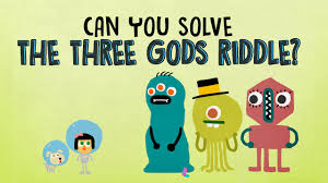 can you solve the three gods riddle alex gendler youtube