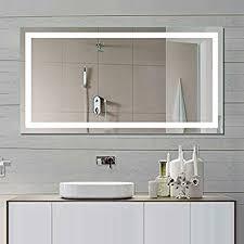 Lighted Bathroom Mirrors Ib Mirror Lighted Bathroom Mirror Harmony 55 In X 36