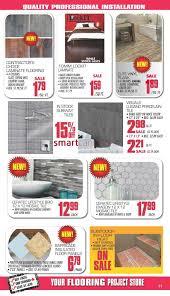 Builders Warehouse Laminate Flooring Prices J U0026h Builder U0027s Warehouse Flyer April 25 To May 7