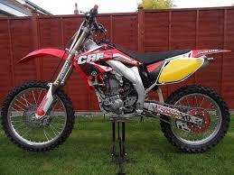 450 motocross bikes for sale honda crf 450 motocross bike for sale in leicester
