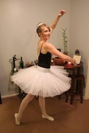 Ballerina Halloween Costume Fancyeats