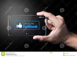 like us on facebook icon editorial stock photo image 66116083