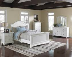 Pine Bed Set Bedroom Furniture Brook Pine White Bedroom Set