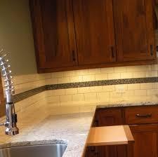 Decorative Tiles For Kitchen Backsplash Tremendous Kitchen Backsplash Subway Tile With Accent Marvellous