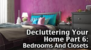 How To Declutter Basement Decluttering Your Home Part 6 Bedrooms Youtube