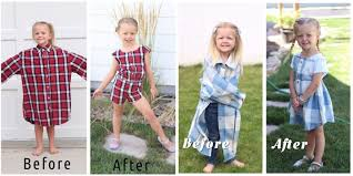 Jessica Mattern by This Woman Transforms Her Husband U0027s Old Shirts Into Adorable