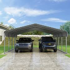 classic carport roof only 20 x 20 x 7