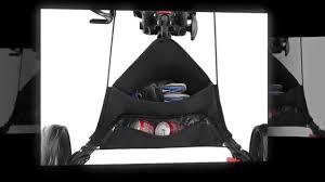 caddytek ez fold 3 wheel golf push cart lime youtube
