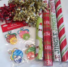 christmas wrapping paper sets christmas gift wrap sets my choice finds