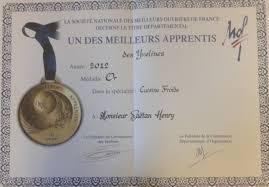 diplome cap cuisine le concours un des meilleurs apprentis de lycée des