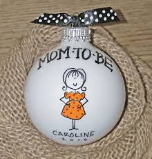 to be personalized ornament personalized to be