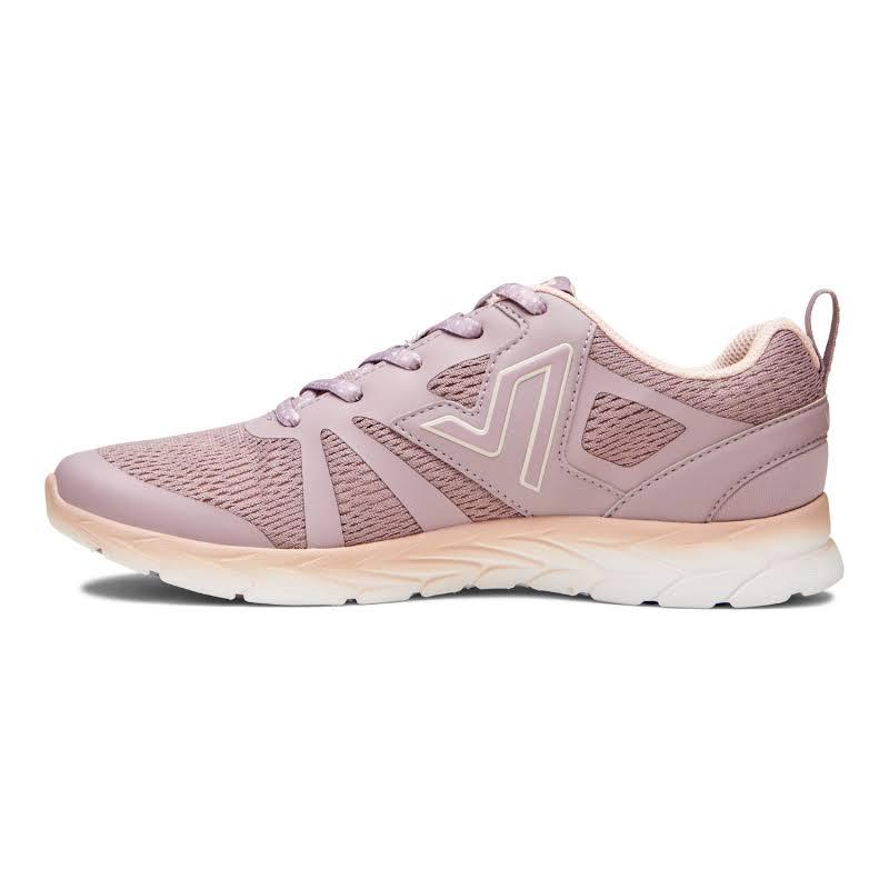 Vionic Brisk Miles Mauve Walking Shoes