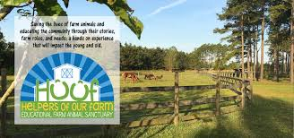 helpers of our farm hoof educational farm animal sanctuary