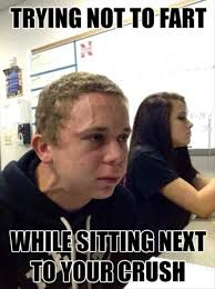 Controlling Wife Meme - controlling pressure of fart when sitting with crush steemit