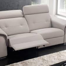 canapé cuir 3 places conforama canapé cuir relax electrique 3 places conforama canapé idées de