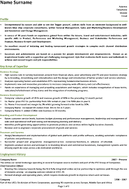 Baker Sample Resume by Ceo Resume Ceo U0026 Evp Sample Resume Executive Resume Services