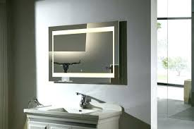 Lighted Bathroom Mirrors 7 Things Your Needs To About Led Bathroom Mirrors